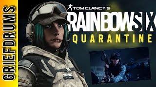 New Rainbow Six Game - Rainbow Six Quarantine
