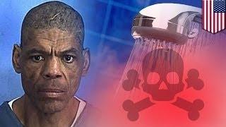 Заключённый умер после двухчасового горячего душа