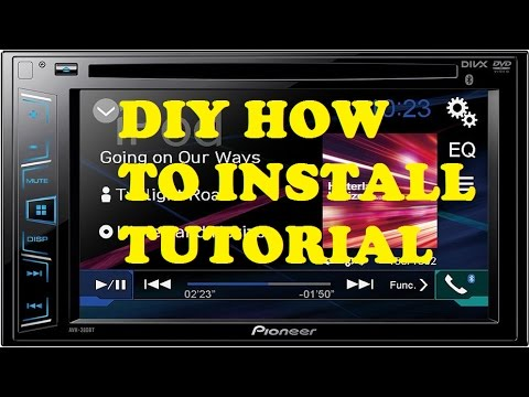 How To Easily Install A Car Stereo In A Few Minutes