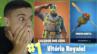 FORTNITE Battle Royale: I BOUGHT the LEGENDARY SKIN and HIT MY RECORD OF KILLS! ÉPICOO