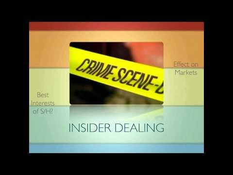 Insider Dealing