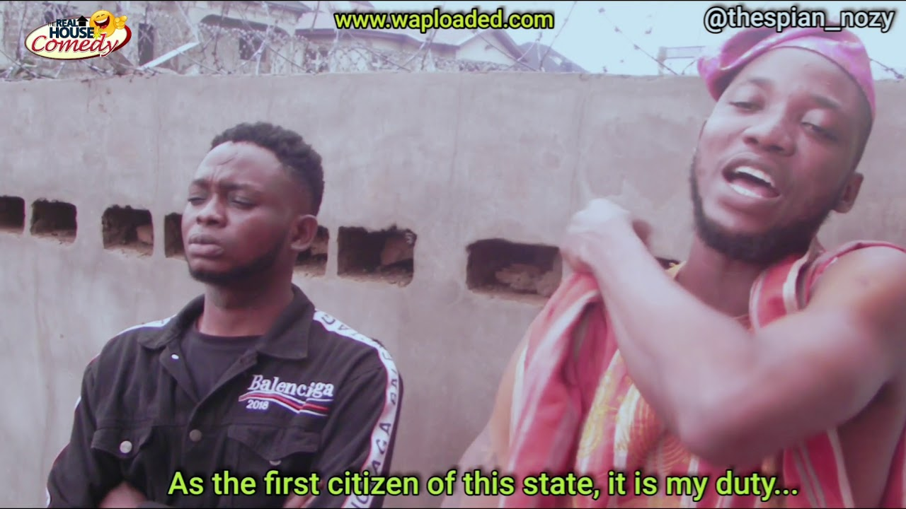 Download Nigerian Leaders (Real House of Comedy)