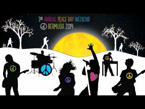 Bermuda Peace Day TV pr