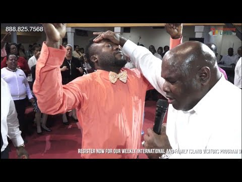 GOD ALREADY WORKED IT OUT! WALK IT OUT! | APOSTLE EDISON NOTTAGE