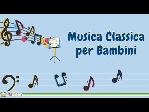 Classical Music for Kids  | Mozart, Bach, Haydn, Vivaldi