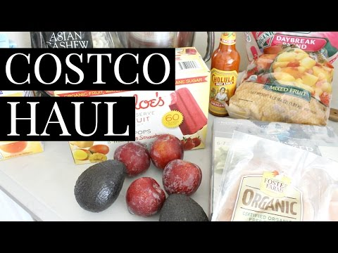 Costco Grocery Haul | Kendra Atkins