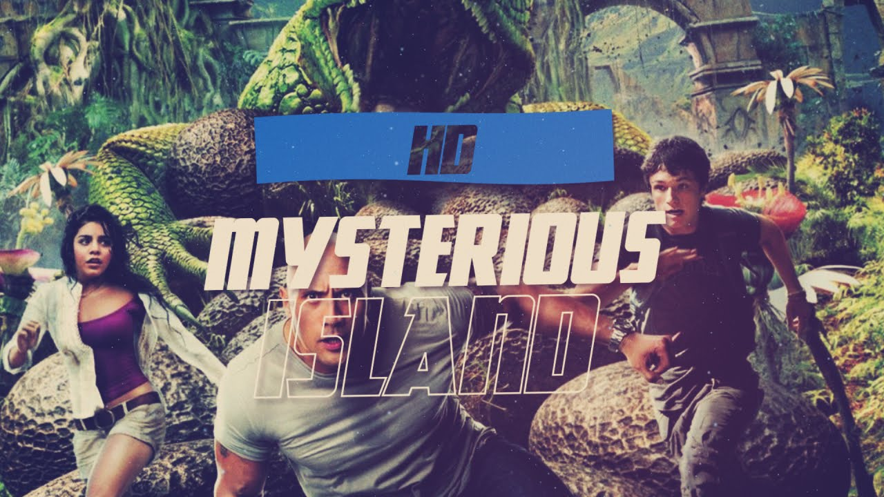 Download Mysterious Island  - Adventure movies  english
