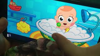 we played children's game from the phone, - #funnykid #babysong #child 👍👍👶çocuk videoları