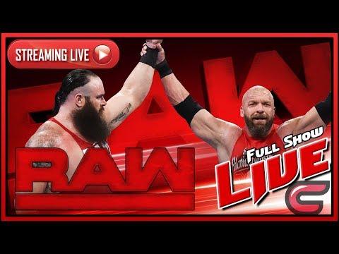 Online Wwe Raw 2017