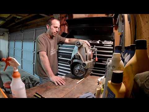 Shopsmith Headstock Teardown Tutorial (Greenie Single Bearing Quill)