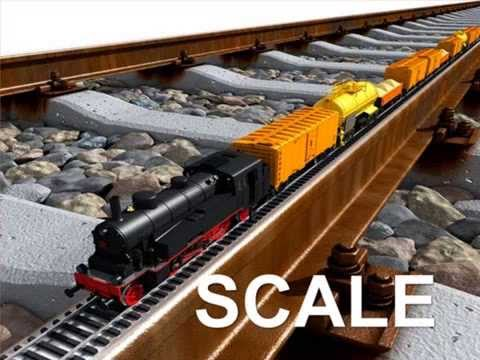 N Scale (n gauge) Model Train Layouts – Tips & Techniques