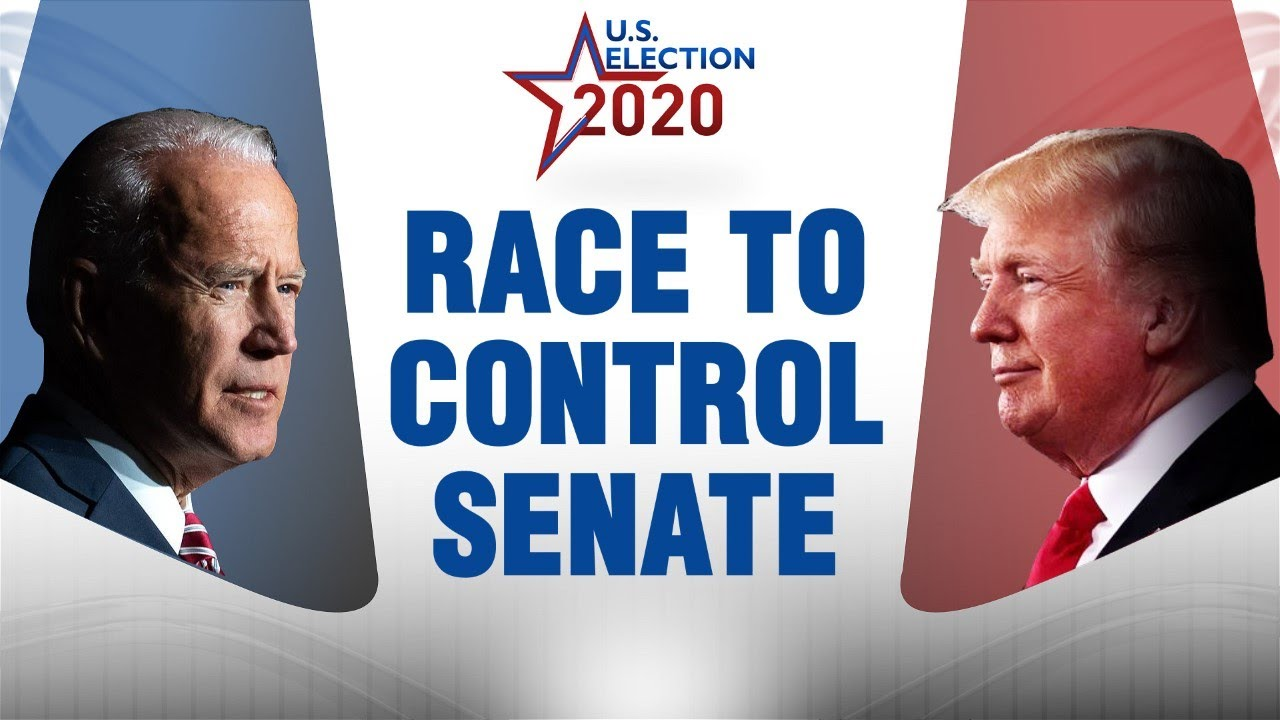 US ELECTION 2020: Control of US Senate could be decided in Georgia | World News | WION News