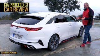 Car Review: 2019 Kia ProCeed GT Test Drive