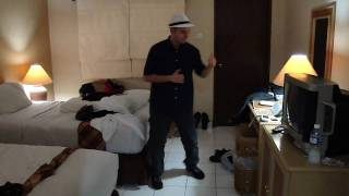 Joe Veras -Pido Auxilio 2009 in Hotelroom Badung (Indonesia)
