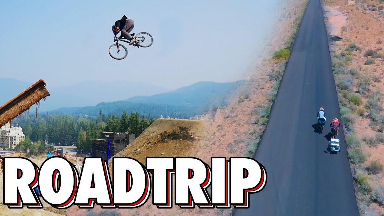 MTB FREERIDE : Du Mexique au Canada ! (ft Into The Ride)