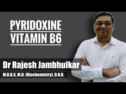 Pyridoxine Vitamin B6 Coenzyme,Functions,Deficiency,Drugs,RDA