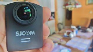 Ciekawostki 304. Test Kamery Sjcam M20