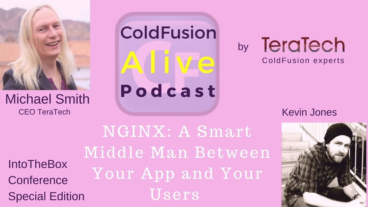 014 NGINX: A Smart Middle Man Between Your App and Your Users, with