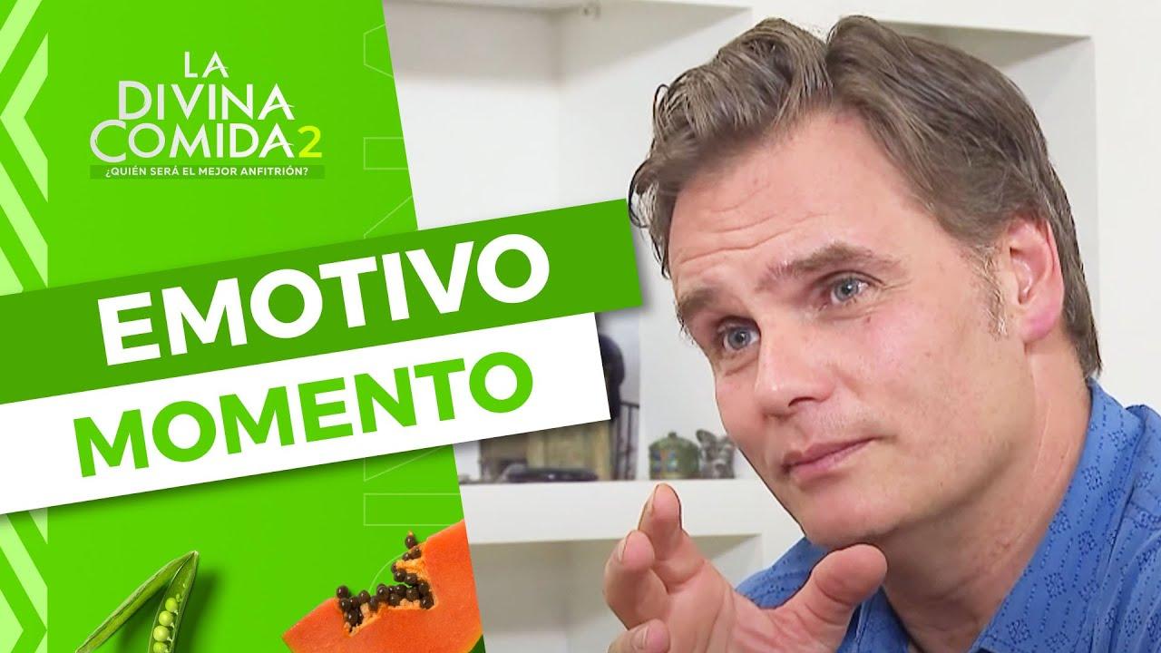 """Amaro Gómez-Pablos se emocionó al hablar del fatal accidente del """"Casa 212"""" - La Divina Comida"""