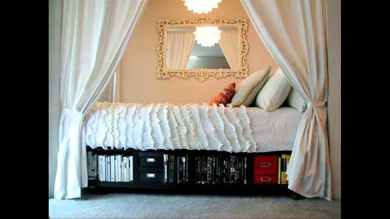 30 Ingenious Hacks For Small Bedrooms
