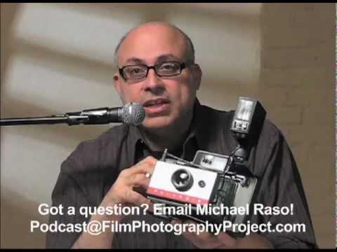Polaroid Automatic Land Camera / What Flash?!