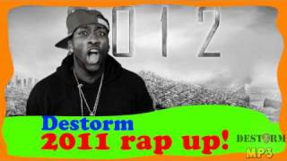 Watch Destorm 2011 Rap Up video