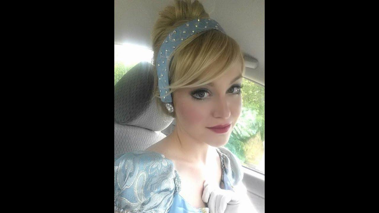 Youtube Eye Makeup Tutorial: Cinderella Makeup Tutorial For Big Princess Eyes!
