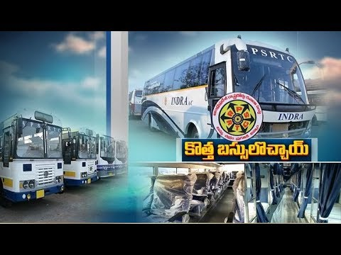 Interview with APSRTC Executive director Ramakrishna | New Buses in RTC