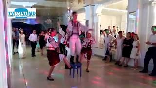 Молдавская  зажигательная свадьба... 03 09 17
