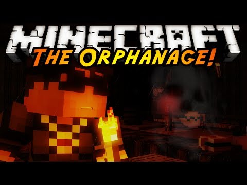 Minecraft Horror Map : THE ORPHANAGE!
