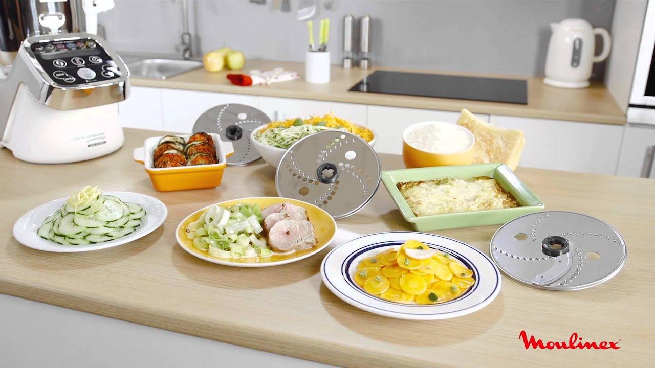 cuisinez tous vos repas du bout des doigts avec companion de moulinex youtube. Black Bedroom Furniture Sets. Home Design Ideas