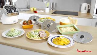 Cuisinez tous vos repas du bout des doigts avec Companion de Moulinex