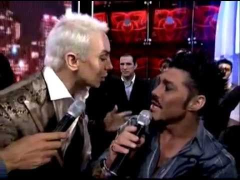 Showmatch 2011 - Flavio Mendoza y Fort, a las piñas