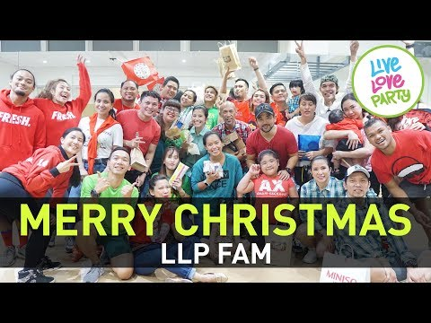 LLP Christmas Party Party Party 2019