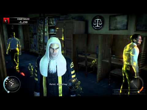 Hitman Absolution Judgement Day Part 1 |