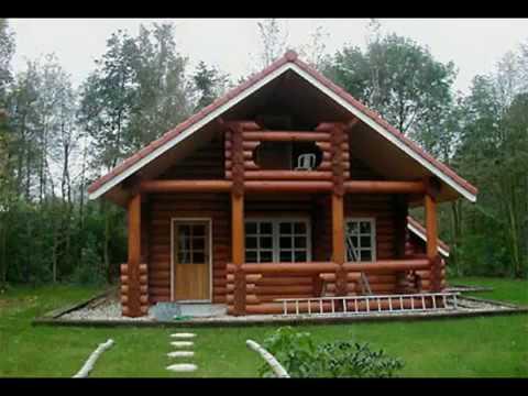 Lindas casas de madeiras youtube - Casas pequenas de campo ...