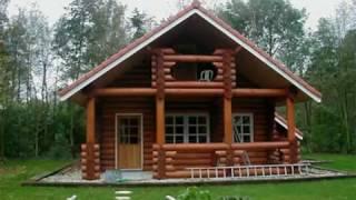 Lindas Casas de madeiras