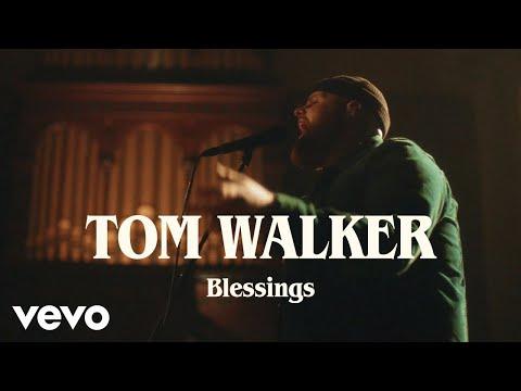 Tom Walker - Blessings (Live)   Vevo UK LIFT