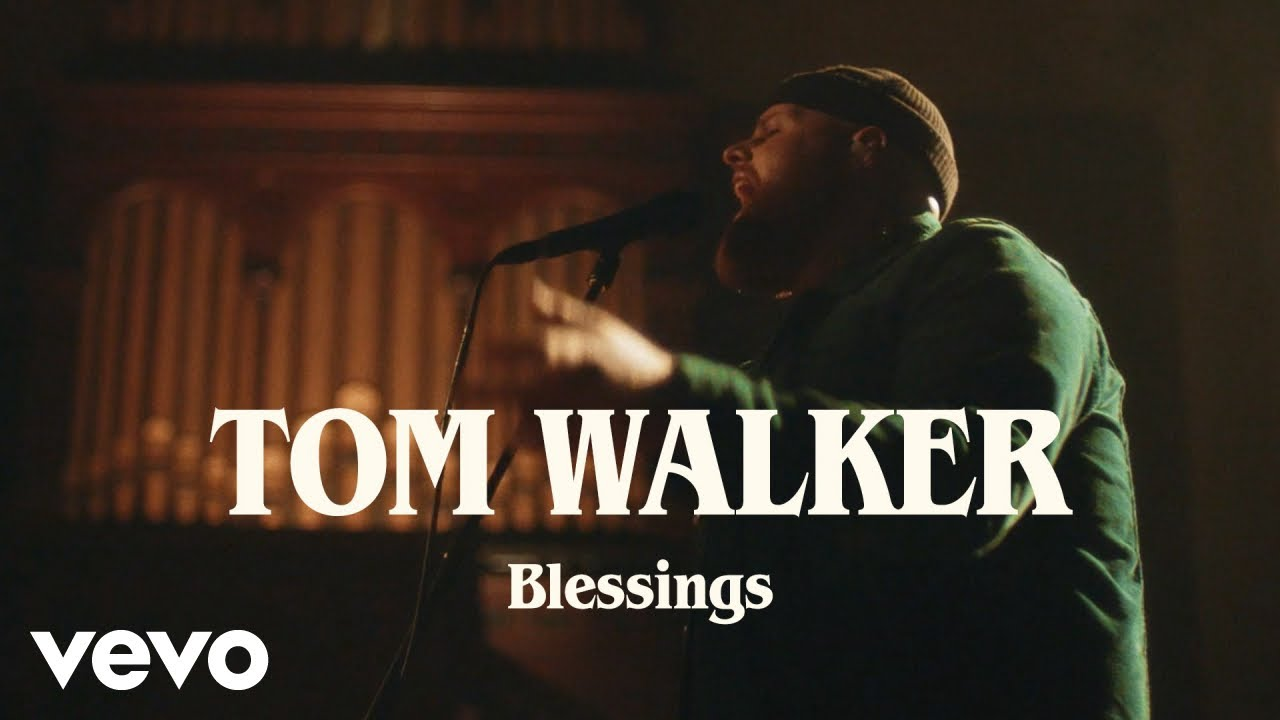 Tom Walker - Blessings (Live) | Vevo UK LIFT