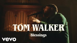Tom Walker - Blessings (Live) | Vevo UK LIFT Video