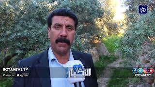 قرية عيمة في الطفيلة  تعاني من تردي أوضاع الطرق الزراعية - (26-3-2018)