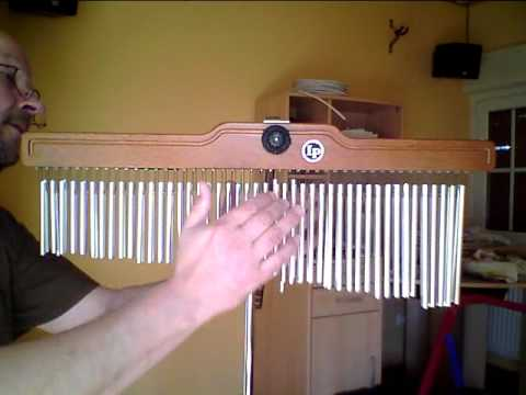 Latin Percussion LP 626 LuBar Chimes