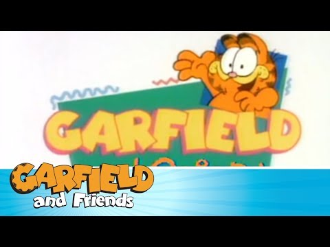Theme Song (Second Version) - Garfield & Friends