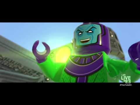Lego Marvel Super Heroes 2 Live Demo & Developer Interview