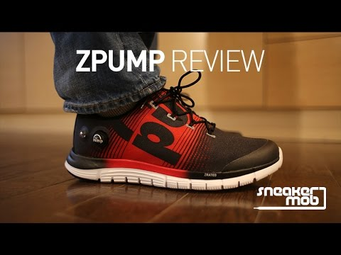 reebok zpump. Reebok ZPump Fusion Review Zpump H