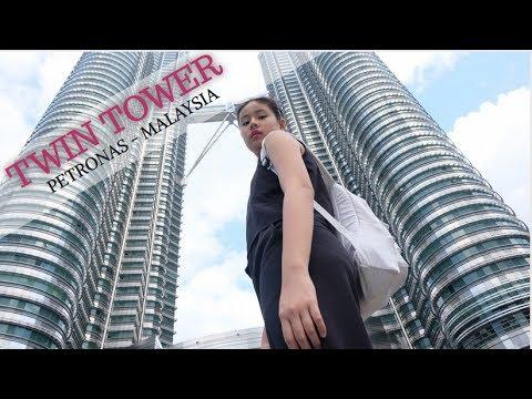HOLIDAY!!! DAY 3 Petronas Twin Tower Kuala Lumpur Malaysia || #SVlog28 || Sheila Kusnadi