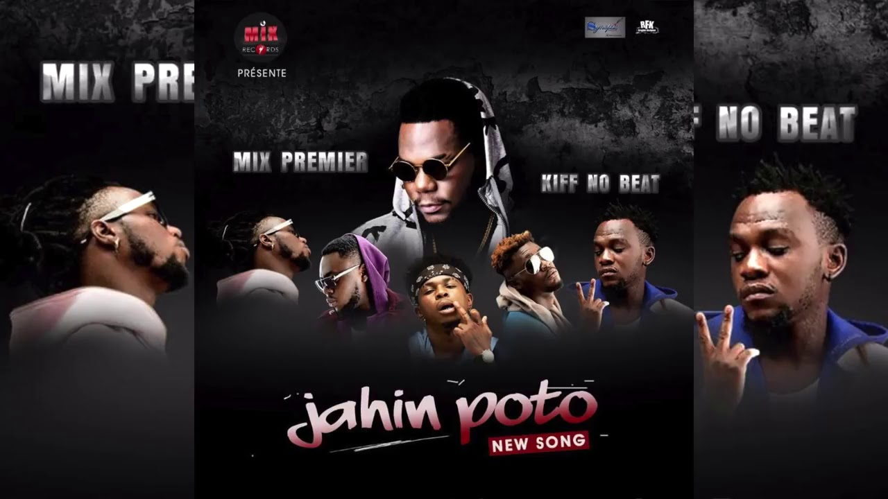 dj mix ft kiff no beat jahin poto