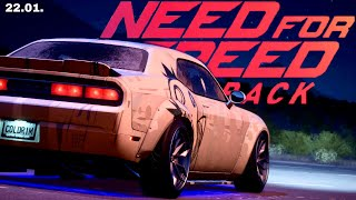 Fundort Stillgelegtes Auto: COLDRIM Dodge Challenger SRT8 | 22. Jan - Need for Speed Payback