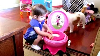 IT'S TIME TO POTTY TRAIN