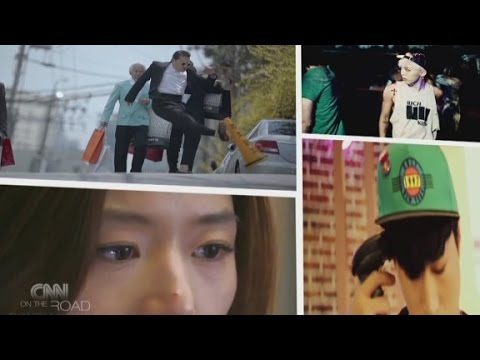 On the road: South Korea popular culture